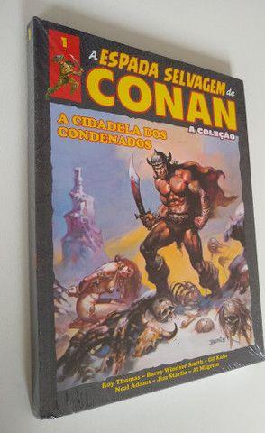 A Espada Selvagem de Conan Vol. 1 - Hq Nova e Lacrada!