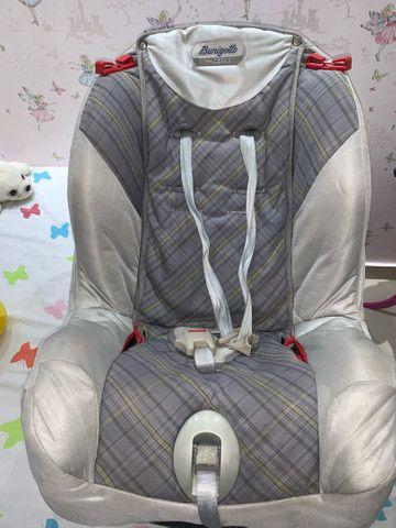 Cadeirinha de bebê para auto - Burigotto - Foto 2