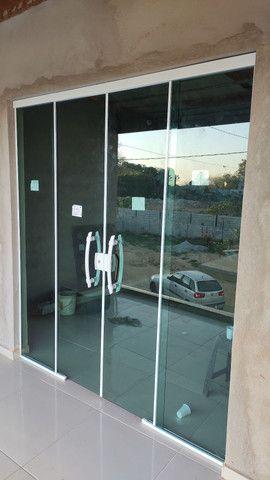 Vidros, box janelas, portas, espelhos - Foto 2