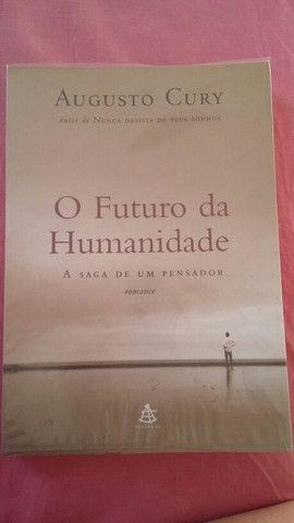 Livro o futuro da humanidade (Augusto Cury )