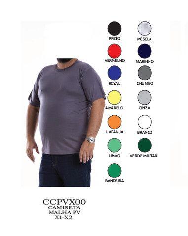 Camisetas Poli Viscose (PV) - Foto 3