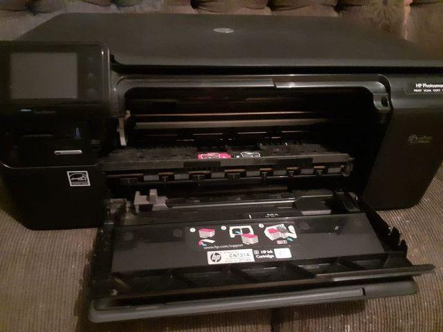 Impressora Hp Photosmart | Hp | Usado - Foto 6