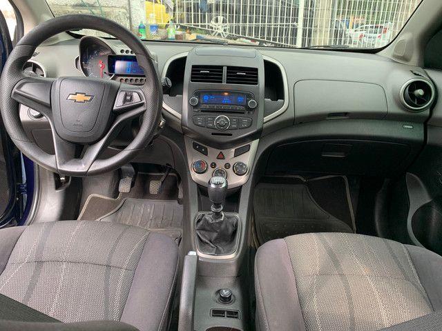 Chevrolet sonic lt - Foto 13