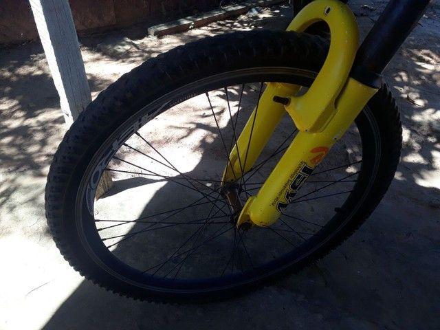 Verde se uma bicicleta  monak - Foto 2