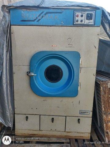 Secadora de roupas industrial 50kg - Foto 5