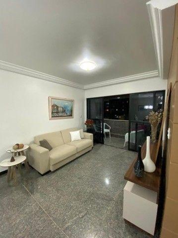 Apartamento 112m² 3 quartos + DCE no Corredor Vera Arruda 3ª quadra da praia Jatiuca - Foto 4