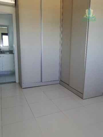 Apartamento com 2 dormitórios para alugar, 98 m² por R$ 2.000,00/mês - Conjunto A - Foz do - Foto 5
