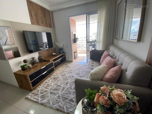 Apartamento à venda com 3 dormitórios em Abraão, Florianópolis cod:1246 - Foto 4