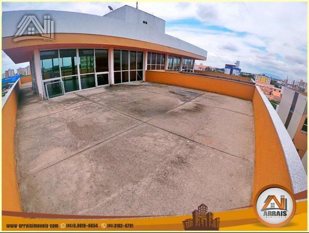 Apartamento à venda, 117 m² por R$ 370.000,00 - Vila União - Fortaleza/CE - Foto 18