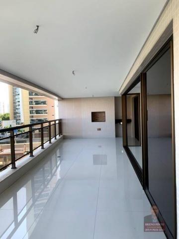 Apartamento no Cosmopolitan com 4 dormitórios à venda, 259 m² por R$ 2.650.000 - Guararape - Foto 5