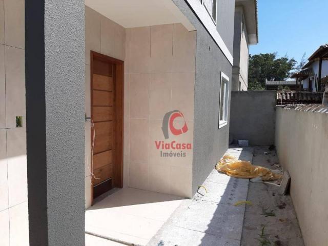 Casa à venda, 122 m² por R$ 380.000,00 - Costazul - Rio das Ostras/RJ - Foto 6