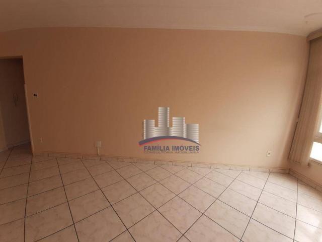 Apartamento com 2 dormitórios para alugar por R$ 1.799,98/mês - Encruzilhada - Santos/SP - Foto 7