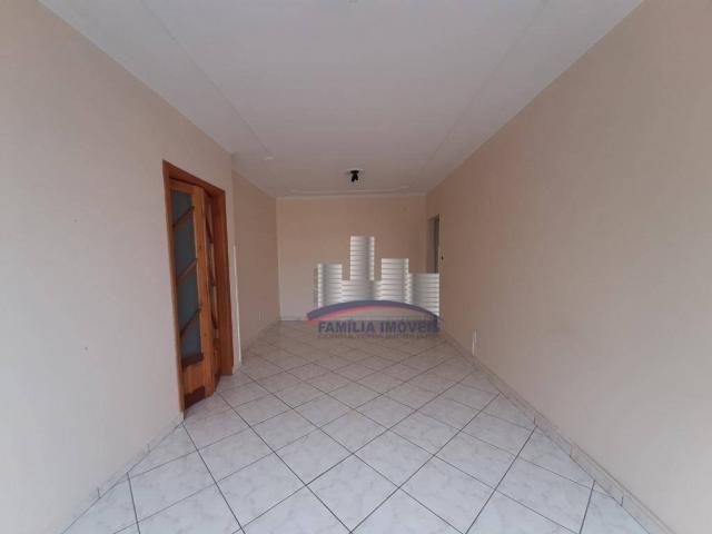 Apartamento com 2 dormitórios para alugar por R$ 1.799,98/mês - Encruzilhada - Santos/SP - Foto 5