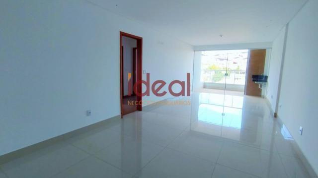 Apartamento à venda, 3 quartos, 1 suíte, 2 vagas, Centro - Viçosa/MG - Foto 2