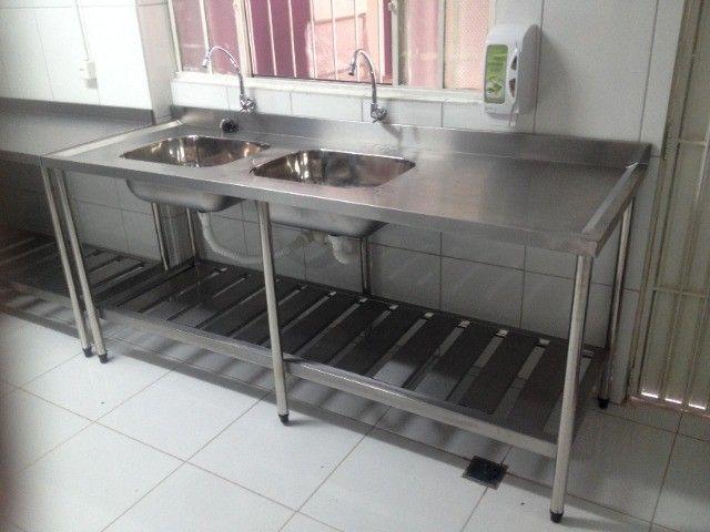 Cozinha Industrial Inox