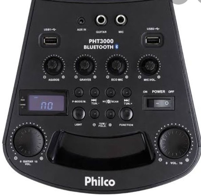 Caixa phillco acústica 400  - Foto 3