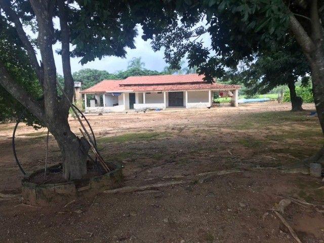 Fazenda 56 alqueires é meio  no município de Goianésia   - Foto 4