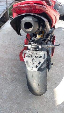 Moto Para Retirada De Peças/sucata Triumph Daytona 675 2006  - Foto 7