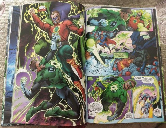HQ - Lanterna Verde Hal Jordan: Procurado - Foto 3