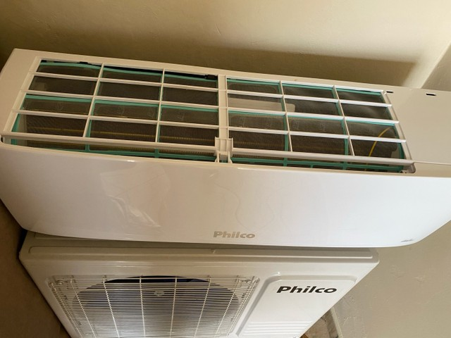 Ar condicionado inverter novo quente frio - Foto 5