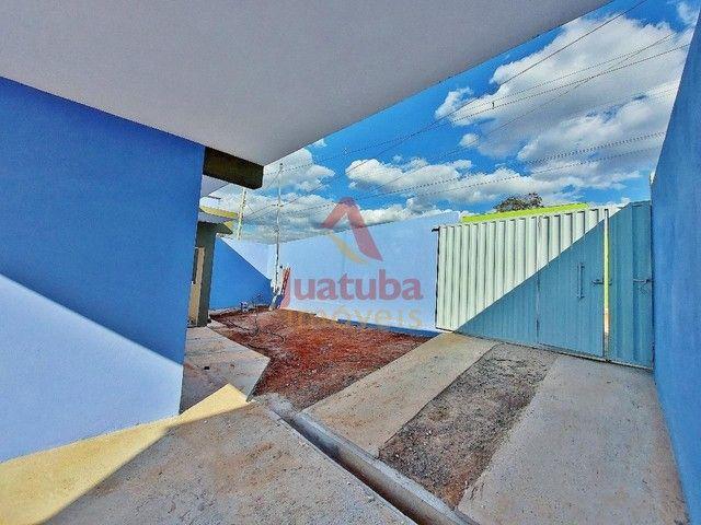 Vende-se Casa com 2 Quartos Moderna, em Juatuba   FINANCIAMENTO   JUATUBA IMÓVEIS - Foto 3