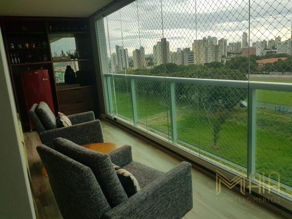 Apartamento com 3 quartos no Villaggio Toscana - Bairro Duque de Caxias I em Cuiabá - Foto 4
