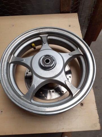 Roda de murgmam e carburador