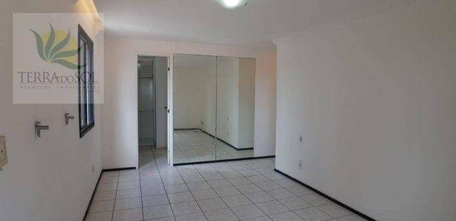 Apartamento com 3 dormitórios à venda, 140 m² por R$ 900.000,00 - Mucuripe - Fortaleza/CE - Foto 19