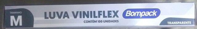 12 cx luvas vinilflex intactas - Foto 2