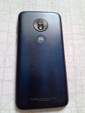 Celular Moto G7 Play 32g  valor 250,00 - Foto 2