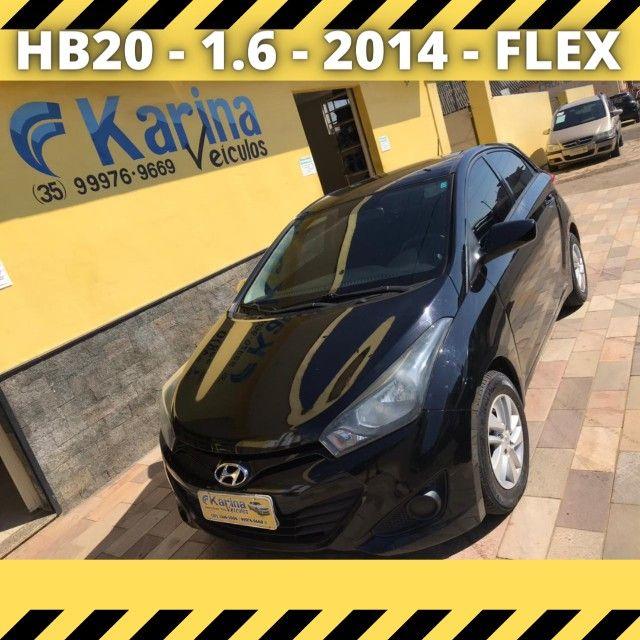 Hb20 - 2014 - 1.6 - Flex