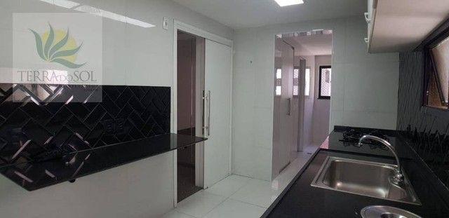 Apartamento com 3 dormitórios à venda, 140 m² por R$ 900.000,00 - Mucuripe - Fortaleza/CE - Foto 9