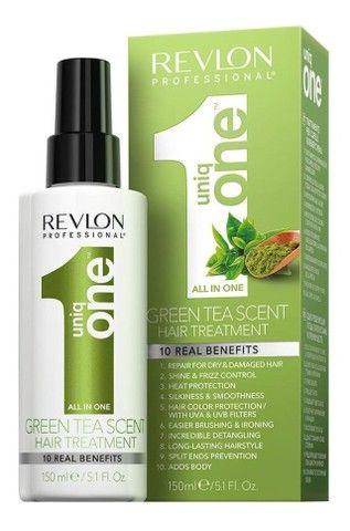 Revlon Uniq One All in One Green Tea - Leave In - 150ml - Foto 4