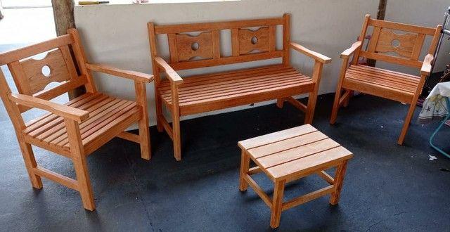 Cadeiras , Banquetas , Balanço etc.. - Foto 2