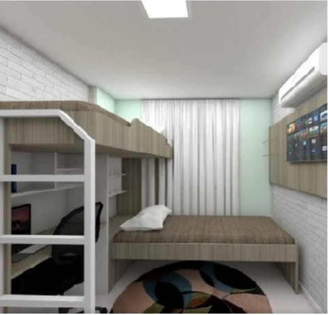 Apartamento para venda 3 quarto(s) montese fortaleza - AP144 - Foto 12