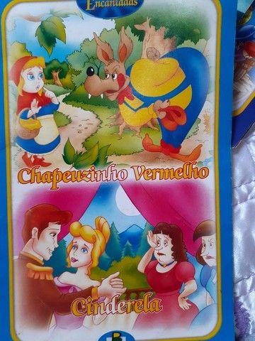 Livros de contos de fada infantis - Foto 3