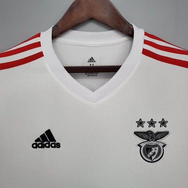 Camisa do Benfica Home 21/22 - Foto 2