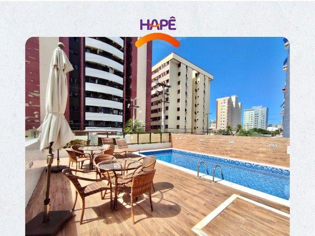 Apartamento Quarto e Sala próximo ao mar com área útil de 47m² na Jatiúca - Foto 4