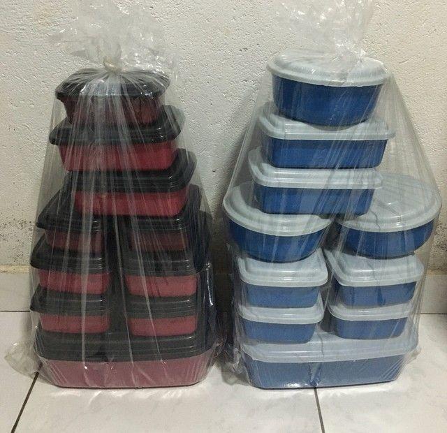Kit de vasilhas