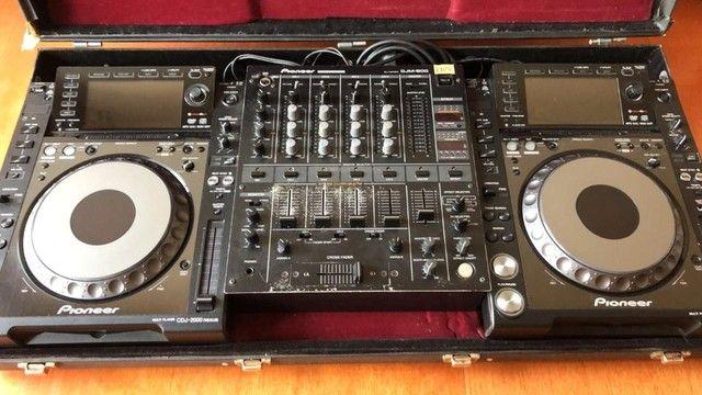 Kit Cdj Pioneer 2000
