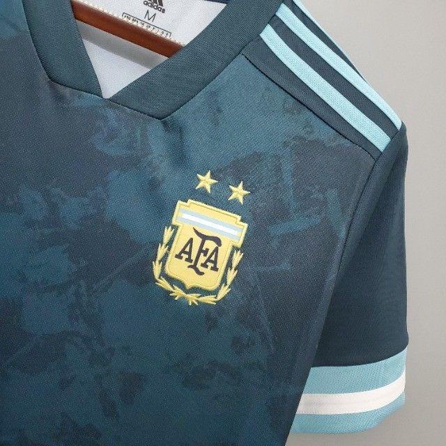 Camisa da Argentina - Foto 4