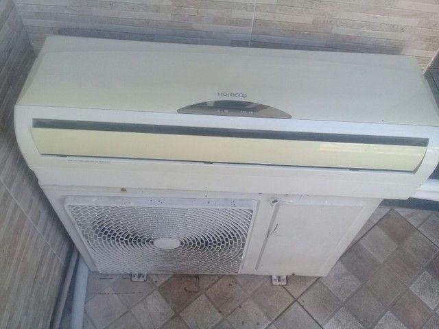 Ar condicionado 21mil btus - Foto 2