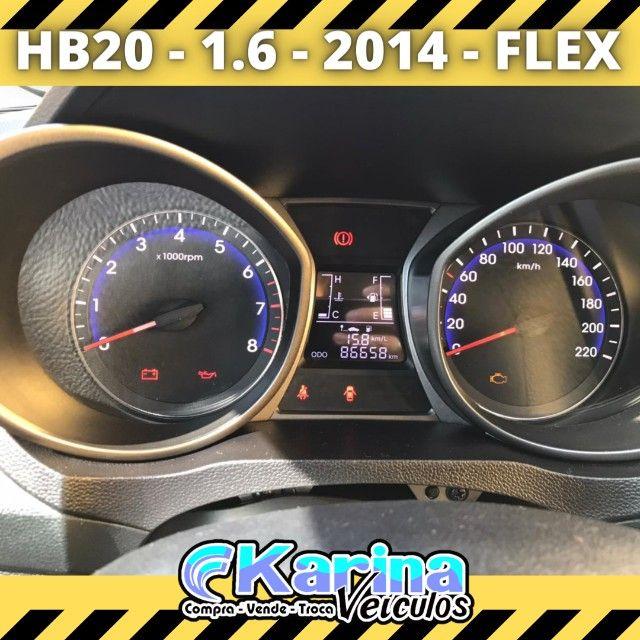 Hb20 - 2014 - 1.6 - Flex - Foto 4
