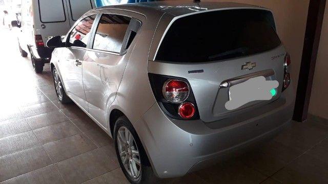 Sonic LTZ aut 2014