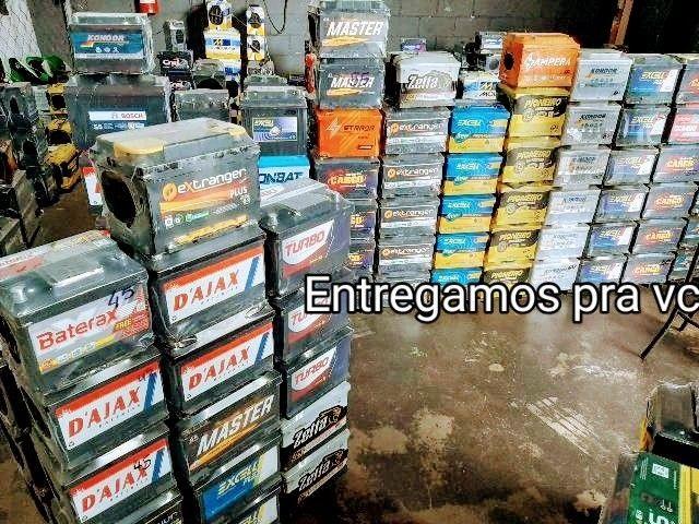duracar baterias os melhores preços de goiania - Foto 3