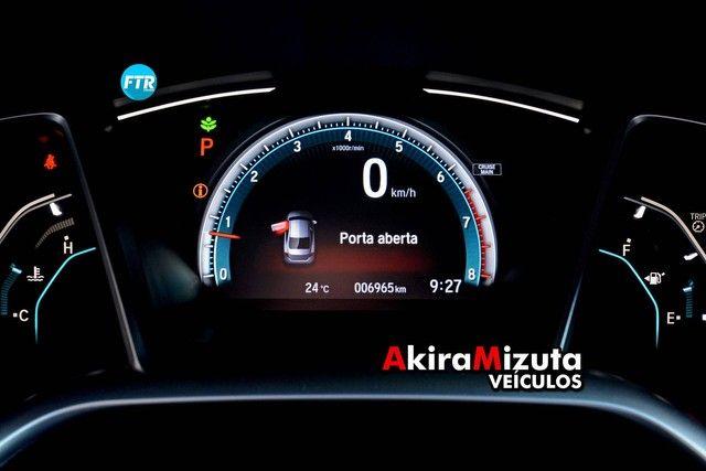 CIVIC 2020/2021 1.5 16V TURBO GASOLINA TOURING 4P CVT - Foto 2