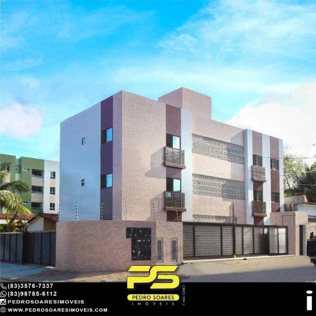 Apartamento com 2 dormitórios à venda, 50 m² por R$ 195.000 - Bancários - João Pessoa/PB
