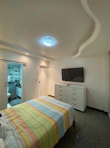Apartamento 112m² 3 quartos + DCE no Corredor Vera Arruda 3ª quadra da praia Jatiuca - Foto 2