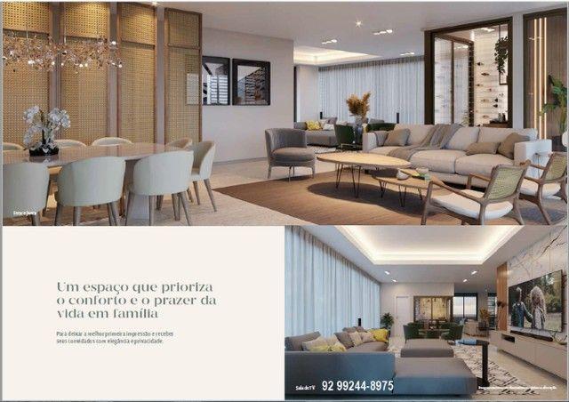 Vila Residence Unidades de 367 m² Bairro Adrianópolis Seu Apart do Seu Jeito  - Foto 13