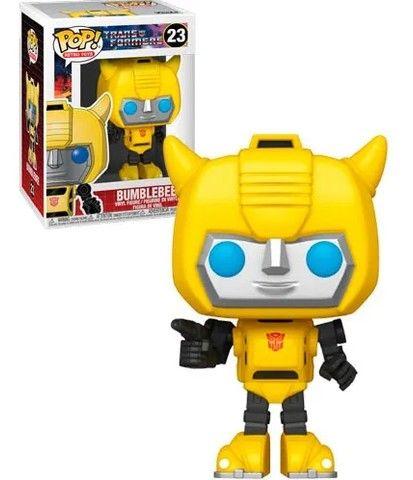 Funko Pop Transformers Bumblebee 23 - Foto 2